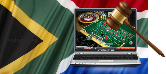 is europa casino legal in south africa