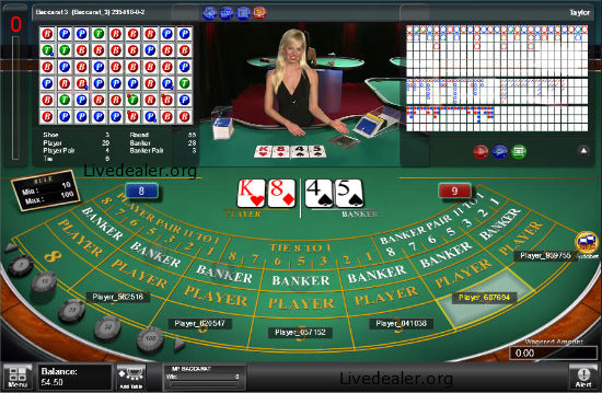 Image result for baccarat casino
