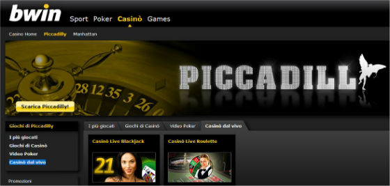 games bwin home games