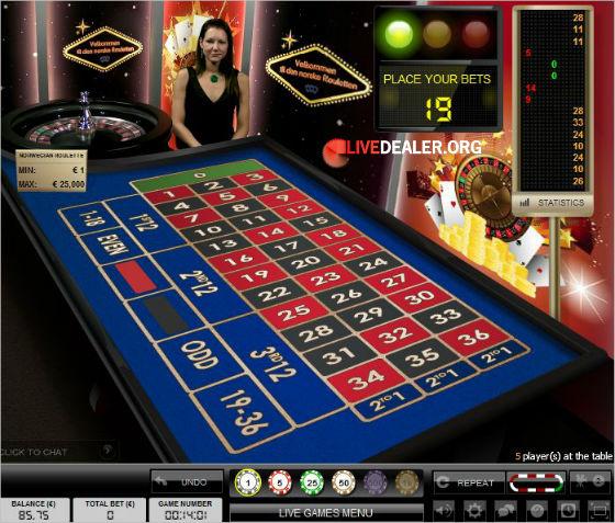 Live Dealer Roulette Norske Spilleautomater - Rizk Norsk Casino