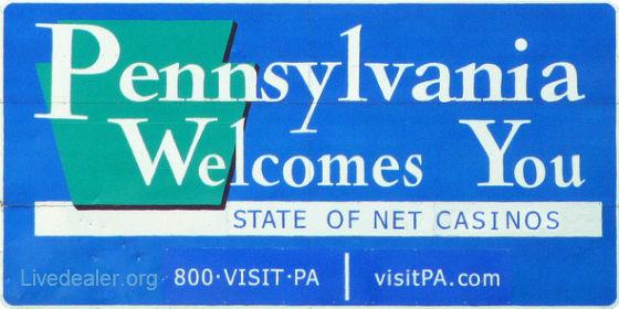 online casinos pennsylvania