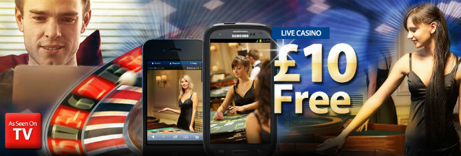 Betfred Live Casino