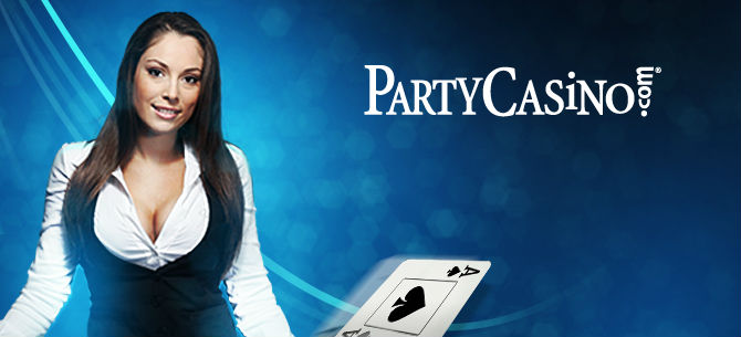 Party Casino Live Dealers
