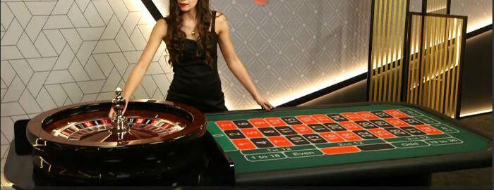 Playtech Live Dealer French Roulette