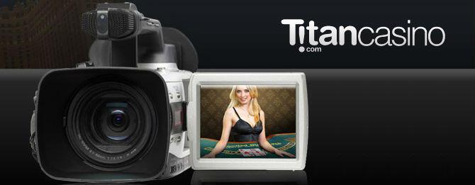 Titan Live Casino