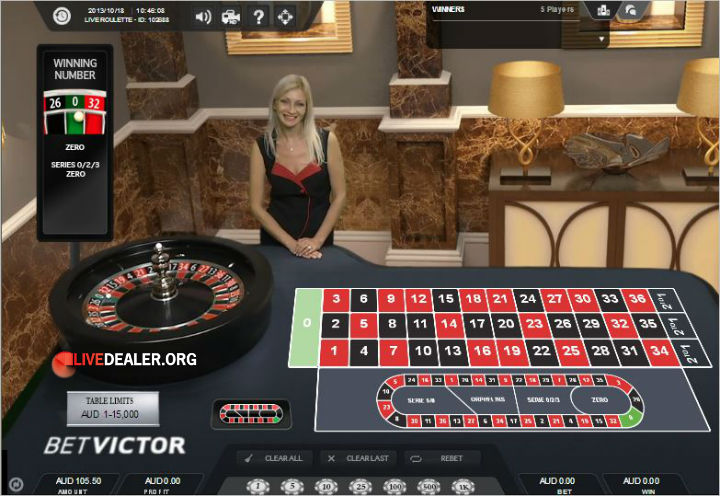 winning at roulette live casino