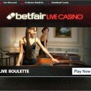 Betfair Live Casino rebranded