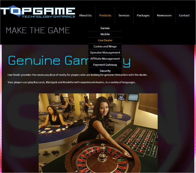 Live dealer casino for us players