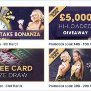 William Hill up-coming promotions