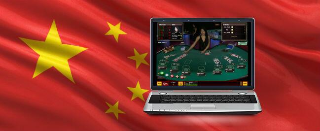 Online gambling china blue lake calif. casino