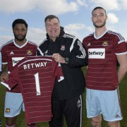 Betway and West Ham