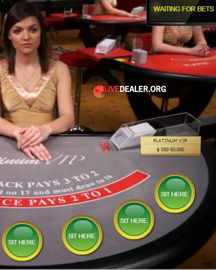 highest limit blackjack