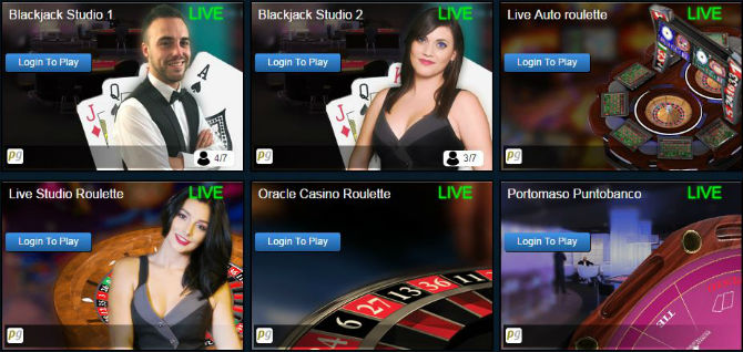 Portomaso Gaming Review – Live Dealer Reviews