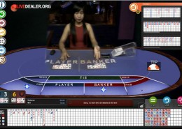 streamed from Naka Palace casino in Laos