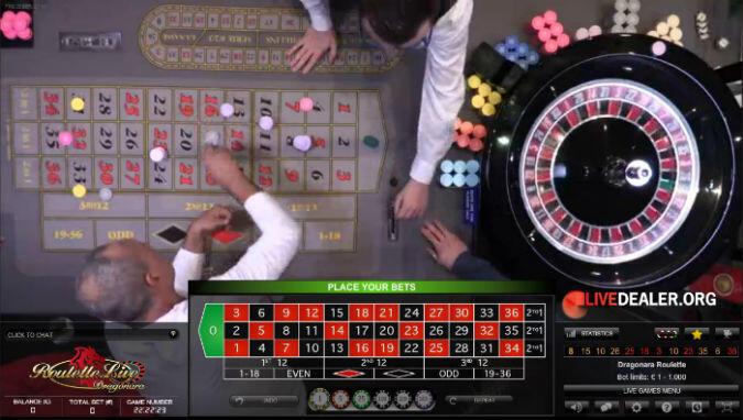 Roulette malta
