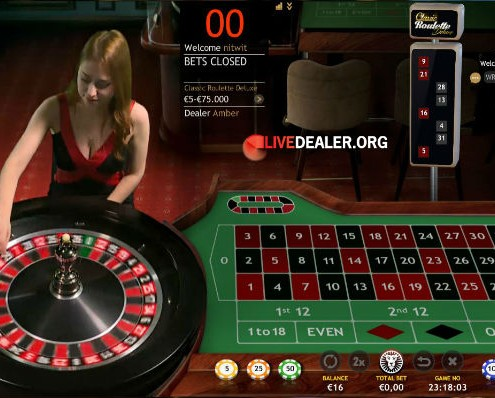 deluxe roulette