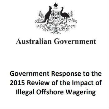Aus offshore wagering