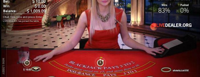 Net Entertainment VIP blackjack