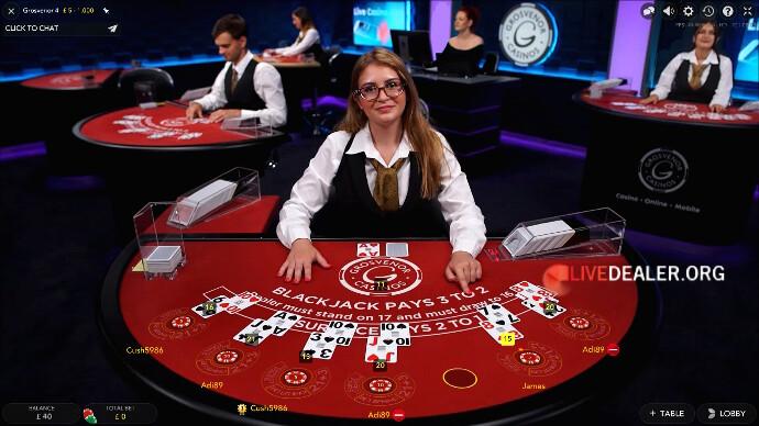 Luton g casino poker room