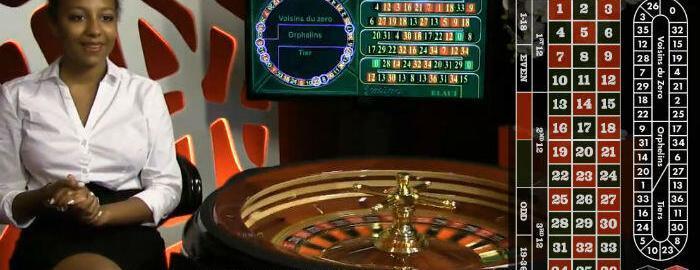 Belgian studio roulette