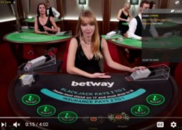 playing Betway