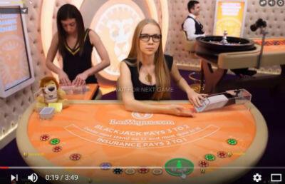 playing Leo Vegas