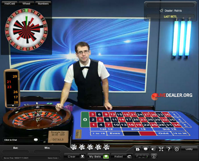 Playtech speed roulette