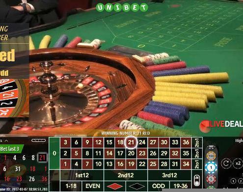 Saint vincent's superieur roulette