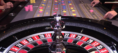 Grand Casino Bucharest roulette
