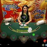 365 Dragon Blackjack