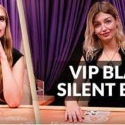 Silent live blackjack