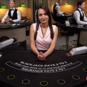 Betsson private live blackjack