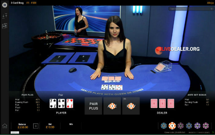 Extreme Live Gaming Review – Extreme Live Dealer Games