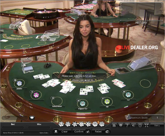monaco online casino dealer