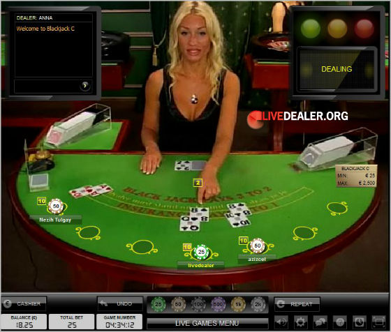 Featured USA Live Casino