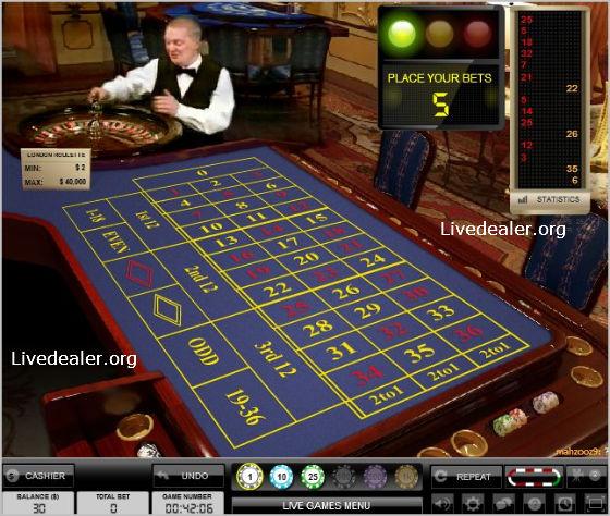 Roulette limits online casinos